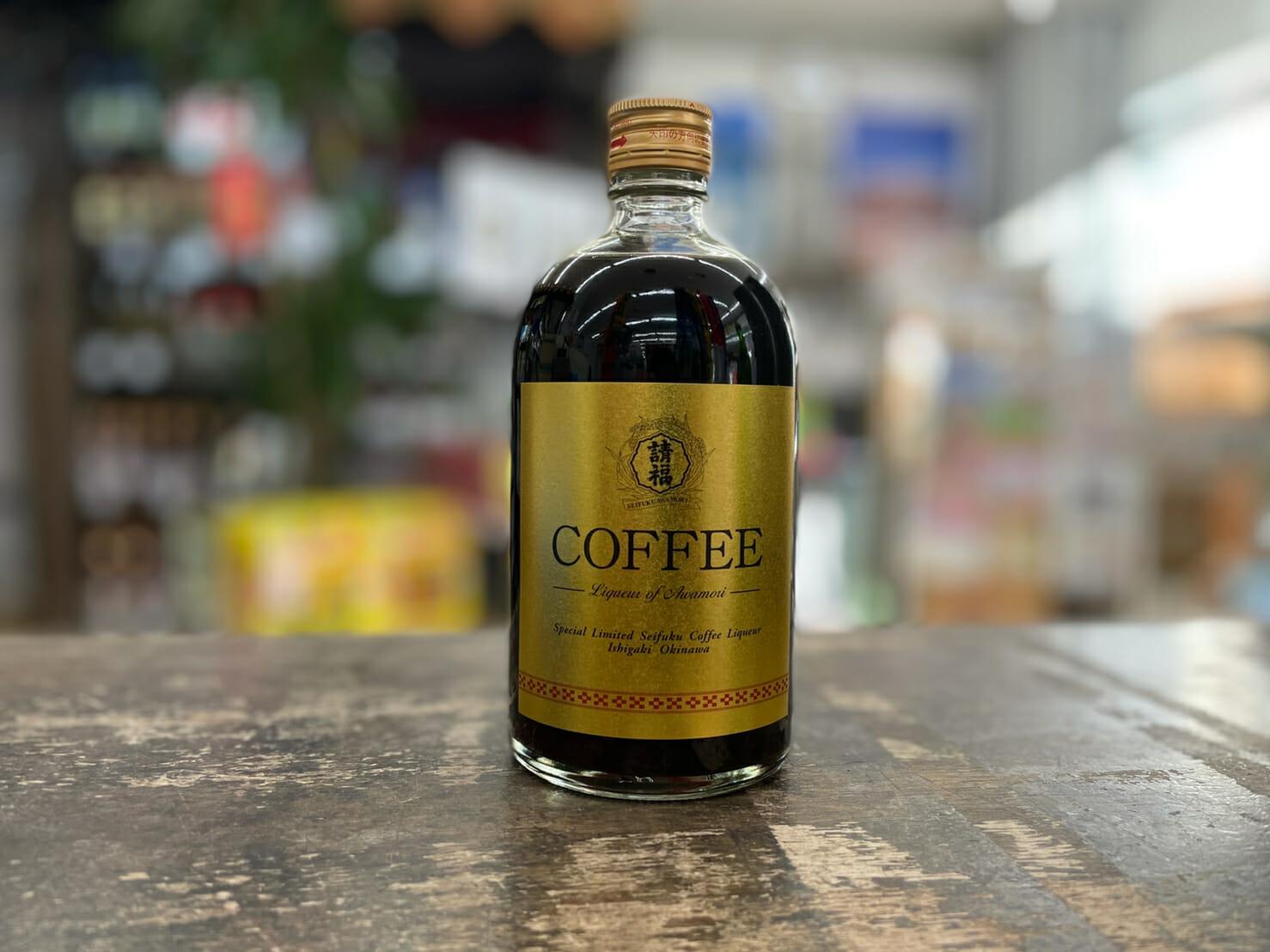 請福COFFEEコーヒー